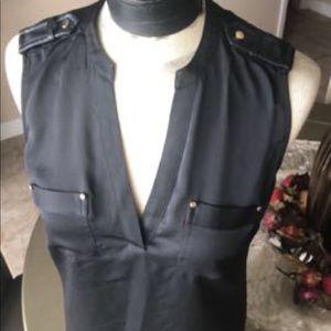 Cache black top size M